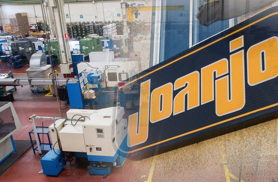 Fábrica de mecanizados Joarjo