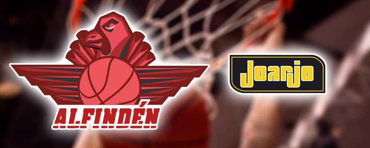 Alfinden Baloncesto patrocinado por JOARJO