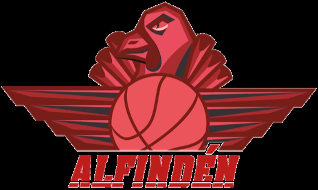 alfinden club baloncesto logo