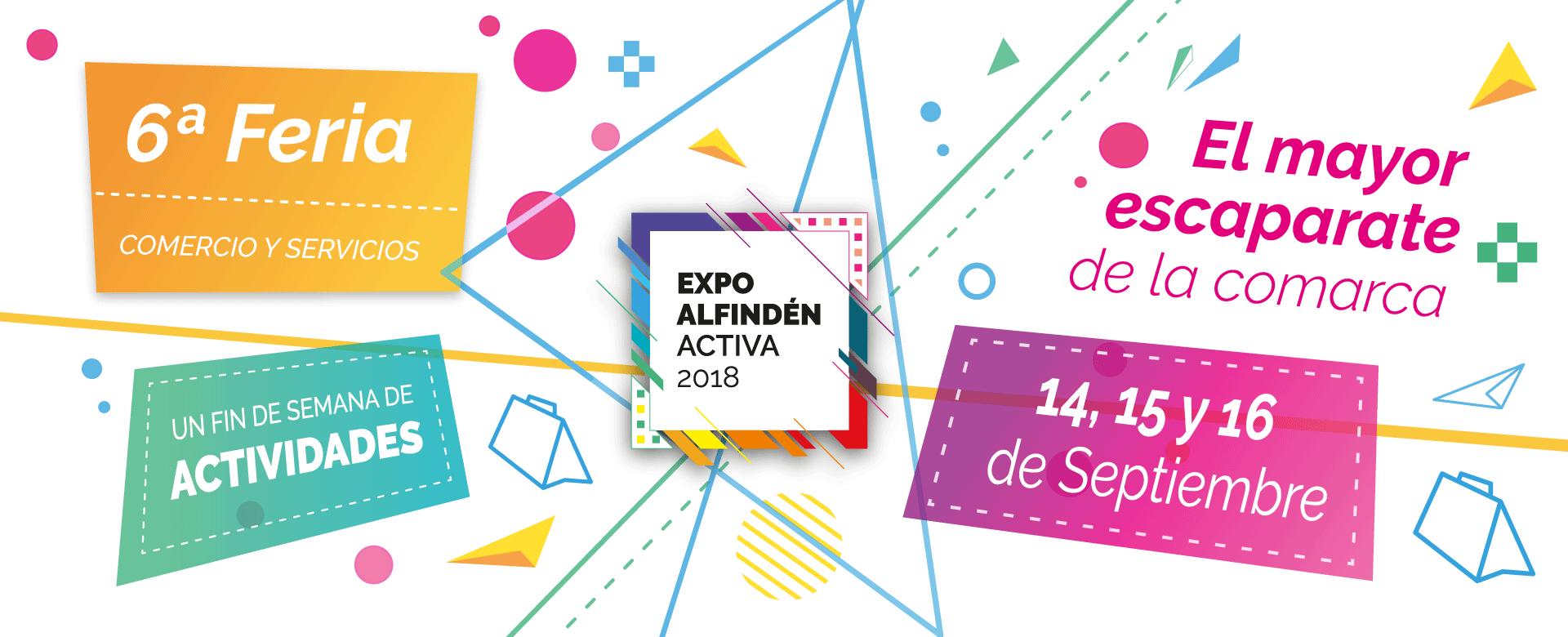 Expo Alfindén 2018