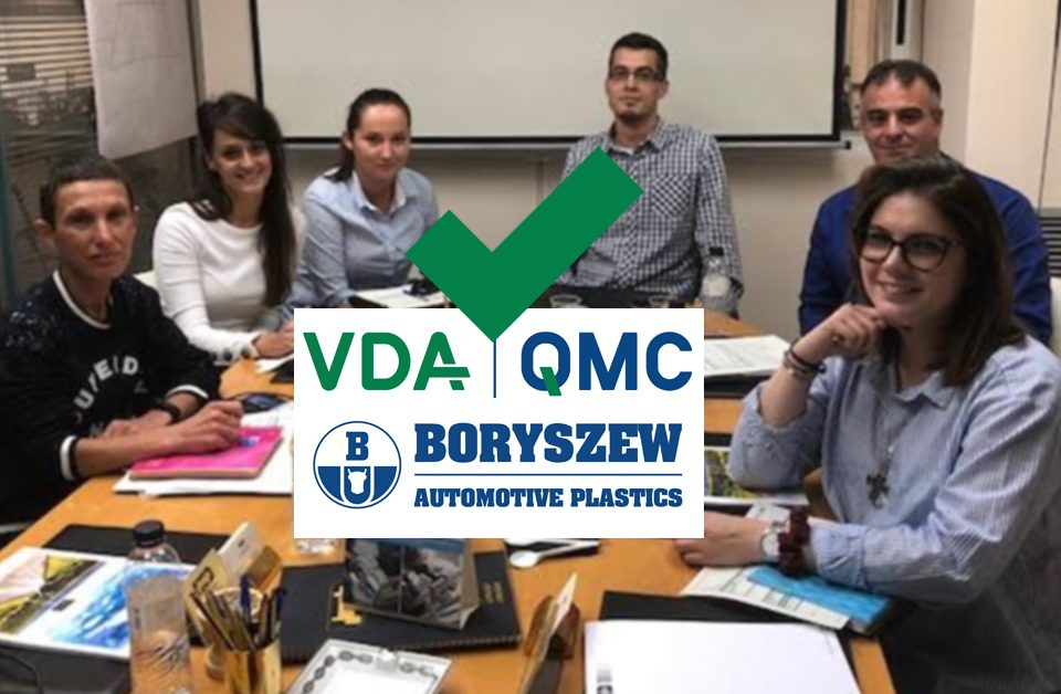 Auditoría VDA