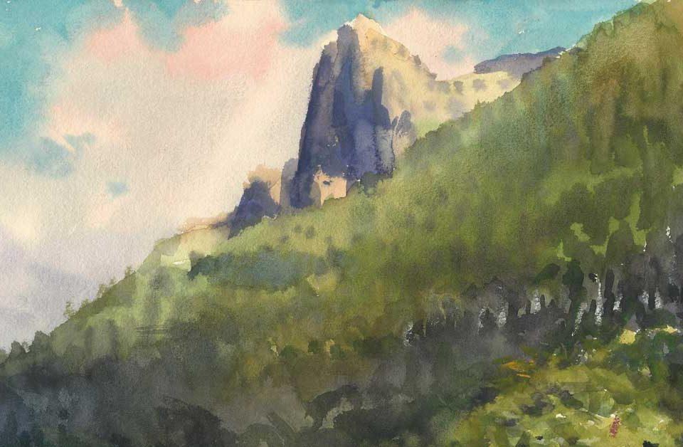 Valle de Ordesa por Pepe Cerda