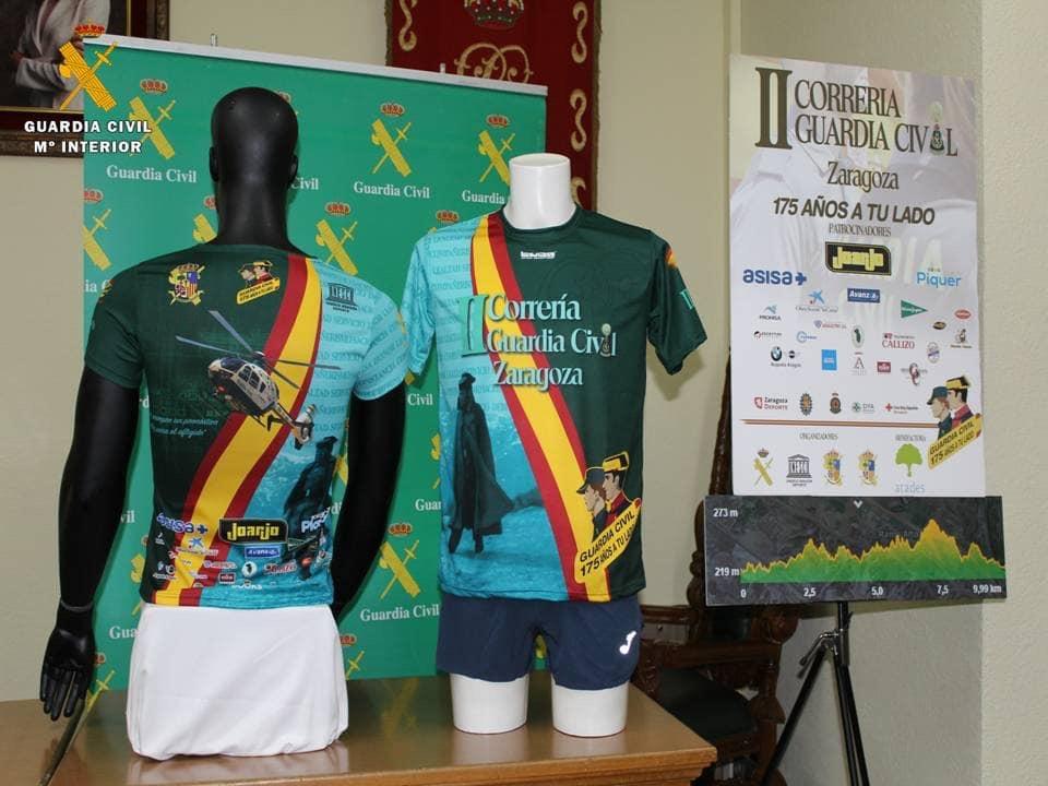 Camisetas Correría Popular