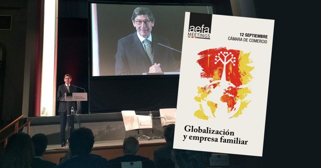 AEFA Globalización y Empresa Familiar