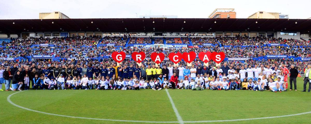 Partido de Aspanoa 2019