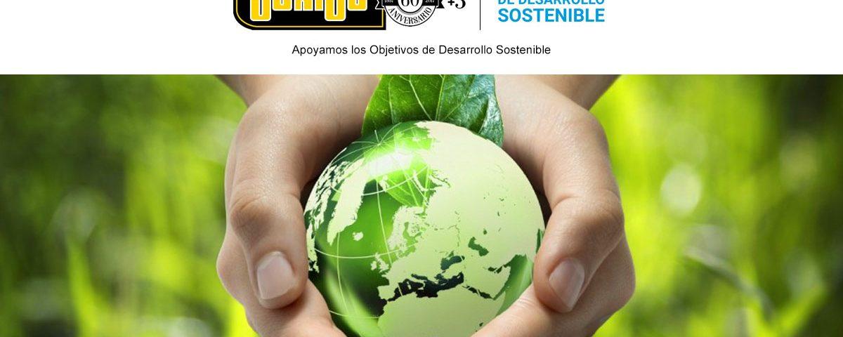 Objetivos de Desarrollo Sostenible de la ONU