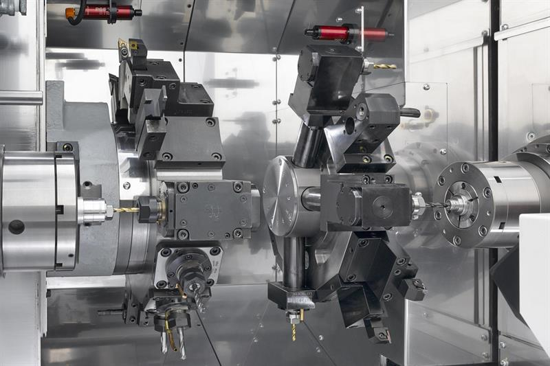 Centro de torneado CNC Miyano BNJ 51SY6