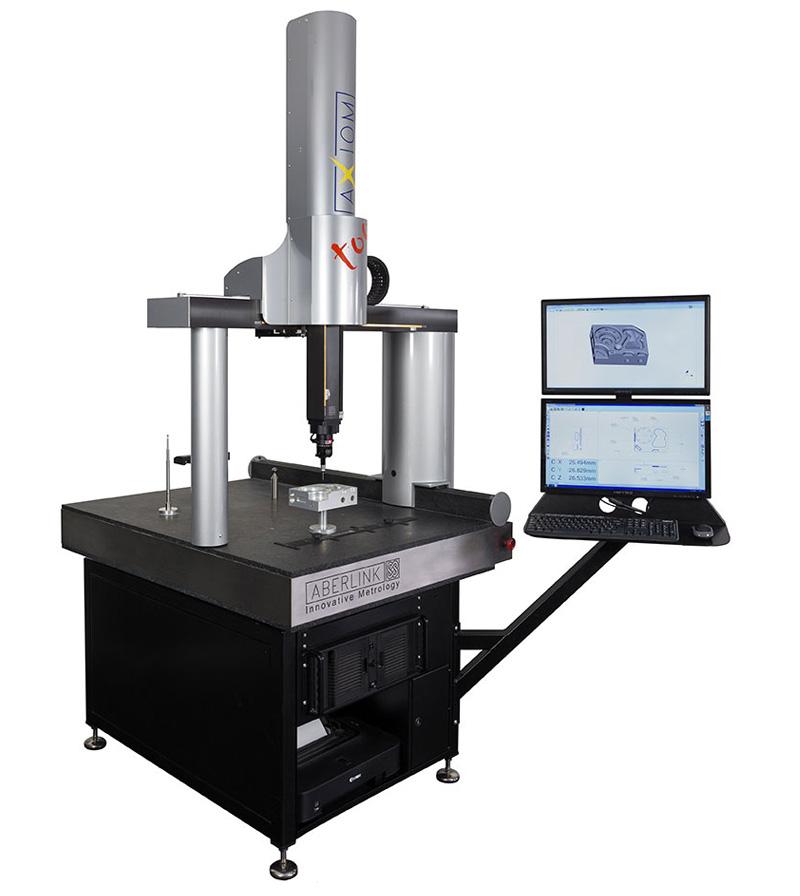 AXIOM Too CNC: Así Es La Nueva Máquina De Medición Por