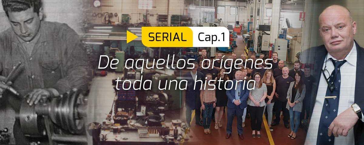 Serial Joarjo: De aquellos orígenes toda una historia