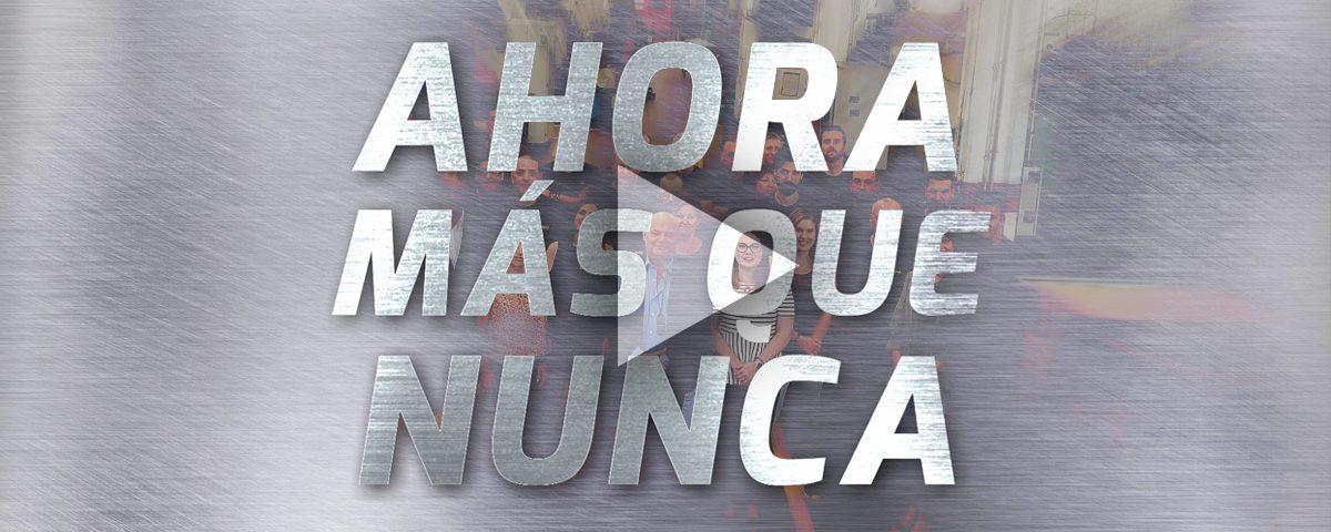 """Anuncio Campaña """"Ahora más que nunca"""" de JOARJO (Covid19)"""