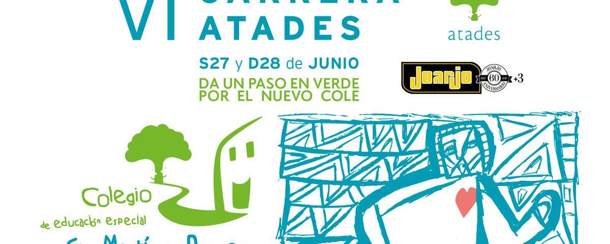"""VI Carrera ATADES 2020 """"Por Un Nuevo Cole"""""""