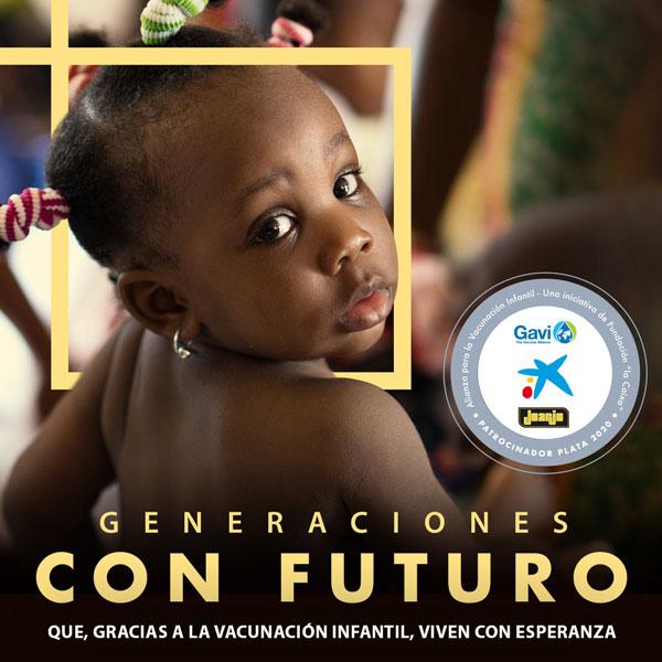 Alianza para la Vacunación Infantil con el patrocinio de Joarjo