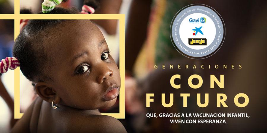 Generaciones con Futuro. Alianza para la Vacunación Infantil