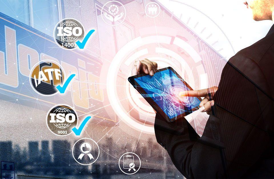 Auditoría Certificación ISO y IATF