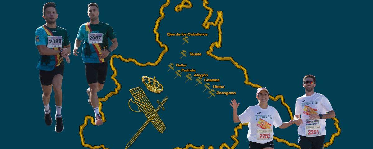 Correria Guardia Civil 2021
