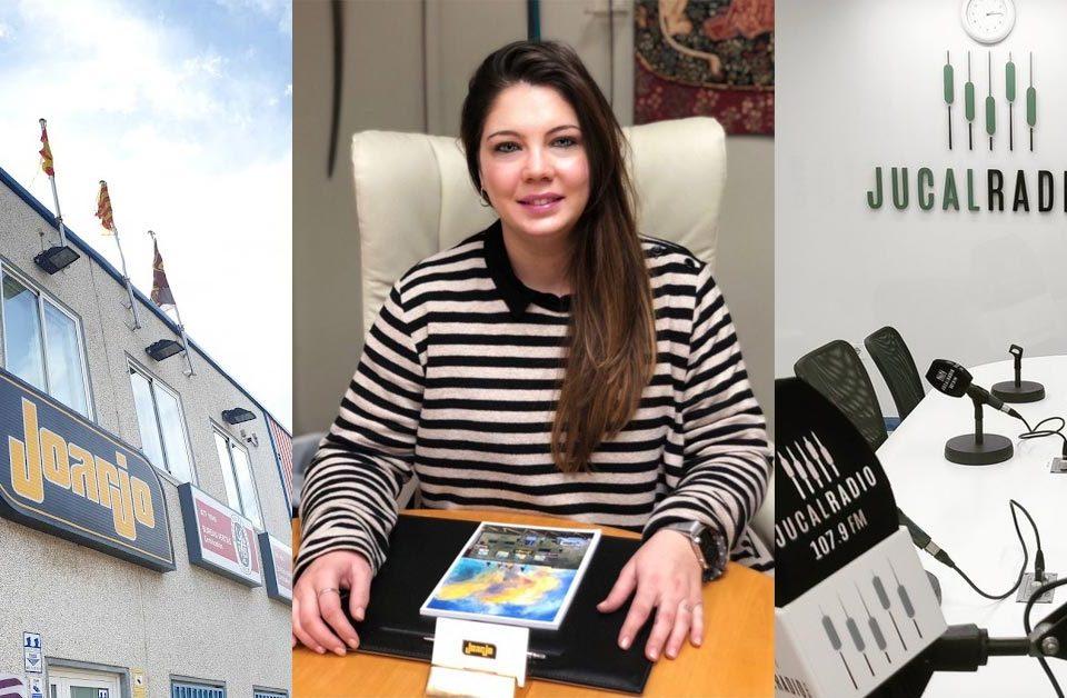 Isabel Mozota sobre la FP Dual y Joarjo en la Puebla de Alfindén
